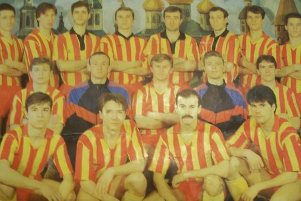 25 лет назад матч тульского «Арсенала» впервые показали по ТВ