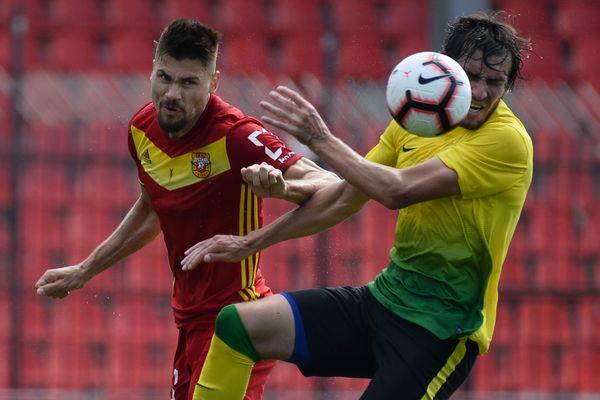 Максим Беляев: «Арсенал» владел инициативой в матче с «Анжи», но нужно забивать