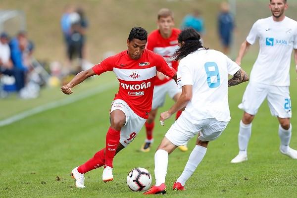 «Спартак» проиграл вице-чемпиону Хорватии, «Рубин» одолел 5-ю команду Австрии