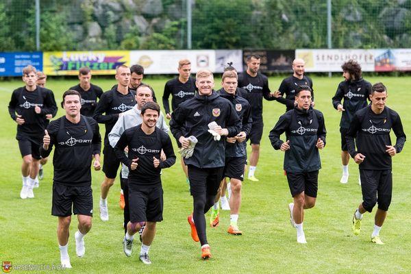 Березин и Изотов не участвуют в третьем сборе тульского «Арсенала»