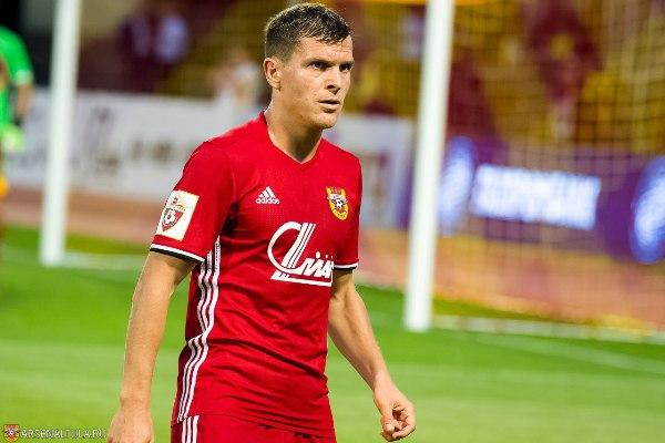 Александру Боурчану тренируется с командой румынской третьей лиги