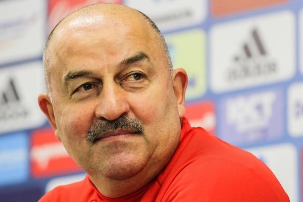 Станислав Черчесов остался во главе сборной России минимум до 2020 года