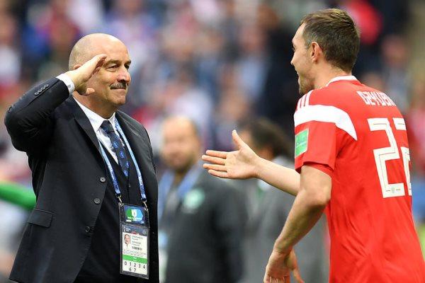 Станислав Черчесов останется главным тренером сборной России