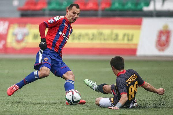 Сергей Игнашевич допустил, что возобновит игровую карьеру
