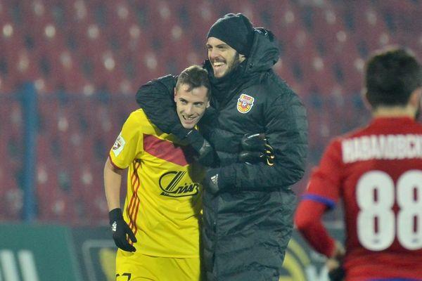 Лука Джорджевич: Я не видел причин сажать меня в запас в «Арсенале»