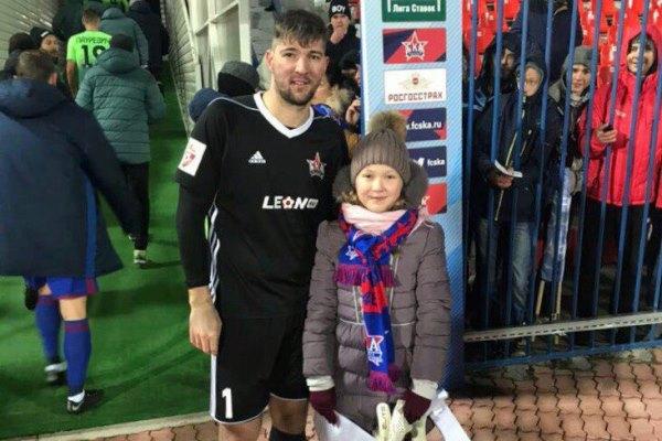 Александр Довбня перейдёт в «Оренбург»