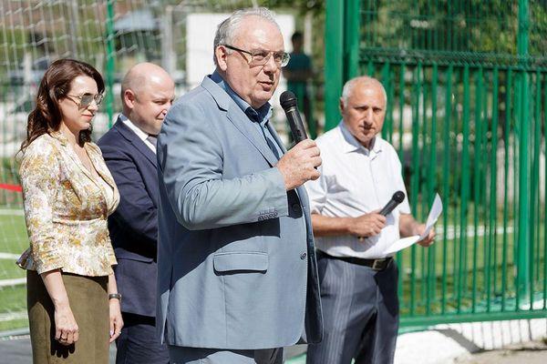 ТОФФ наградила Евгения Дронова за вклад в развитие тульского футбола