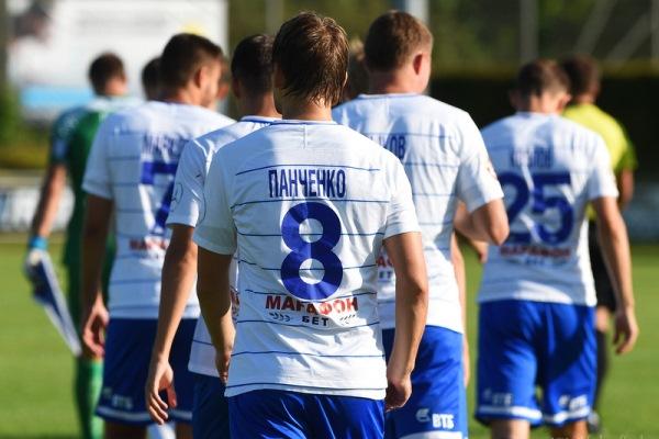 «Динамо» в последнем спарринге перед визитом в Тулу разгромило «Хольштайн»