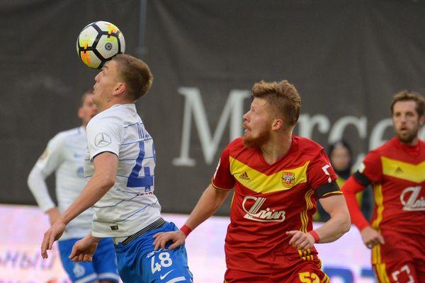 Московское «Динамо» ставит цель выйти в еврокубки