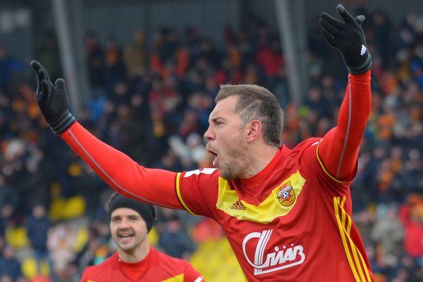 Артём Дзюба стал заслуженным мастером спорта РФ