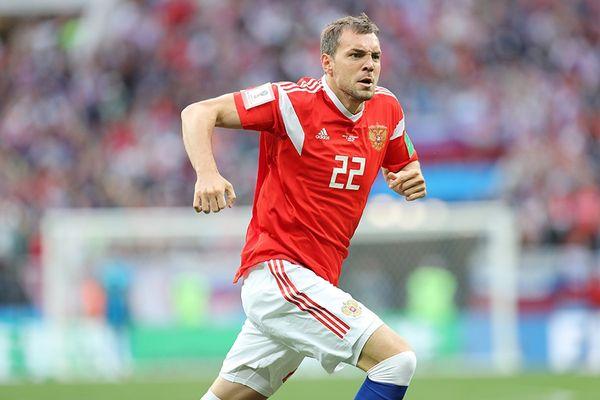 Артём Дзюба— в основе сборной России на матч против Испании