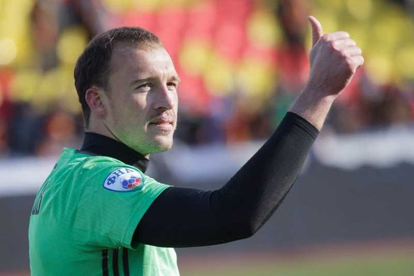 Гол Вотинова не спас «Тюмень» в Нижнем Новгороде, Фильцов отыграл сухой матч за «Ротор»