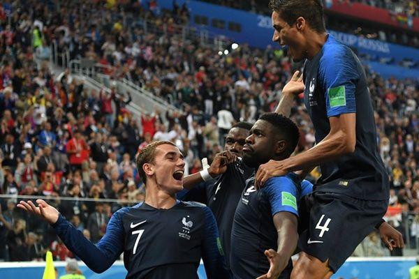 Сборная Франции— первый финалист ЧМ-2018