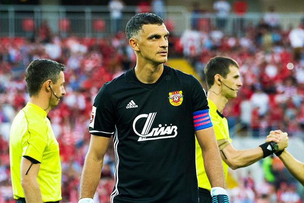Владимира Габулова снова сватают в тульский «Арсенал»