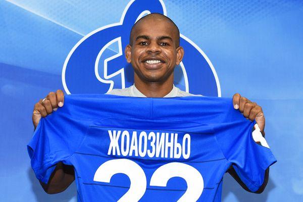 Московское «Динамо» подтвердило переход Жоаозиньо