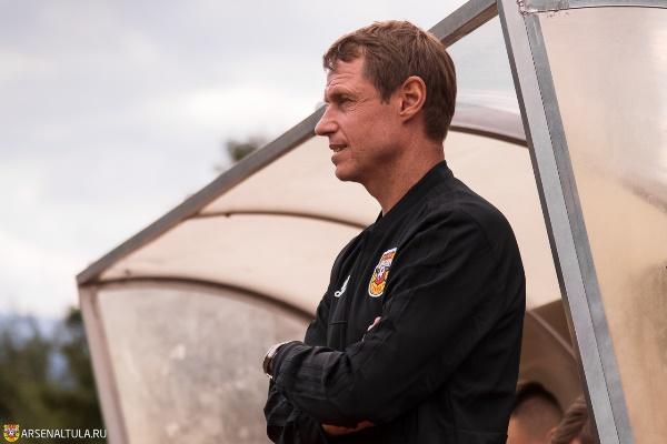 Олег Кононов: Хочется, чтобы болельщики поддерживали «Арсенал» на протяжении всего сезона