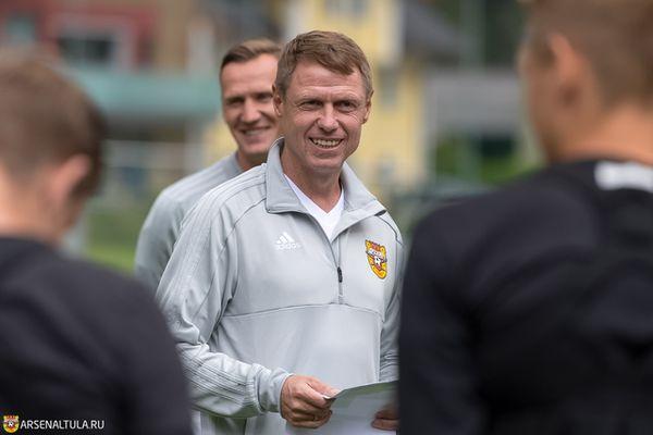 Олег Кононов: Надеюсь, чемпионат мира даст толчок развитию российского футбола