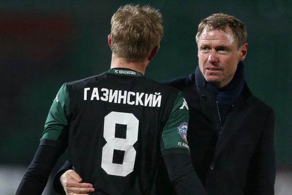 Матч с «Краснодаром» будет принципиальным для Олега Кононова