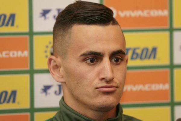 Георгий Костадинов выбрал игровой номер в «Арсенале»