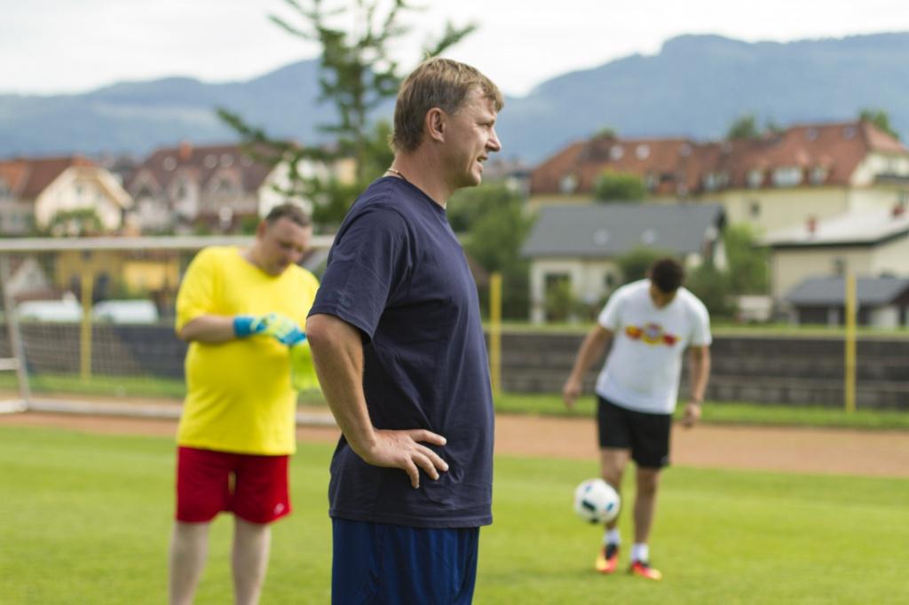 «Салют» может пригласить тренера, в течение суток возглавлявшего тульский «Арсенал»