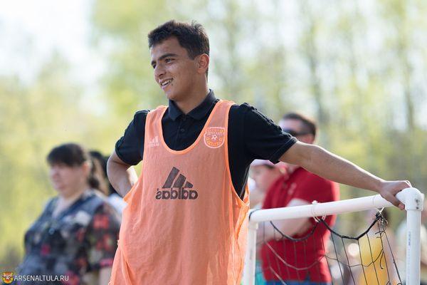 Тульский «Арсенал» заявил ещё 4 молодых футболистов