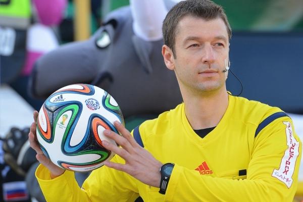 Матч «Зенит»— «Арсенал» отсудит Алексей Матюнин