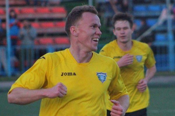 Туляк Дмитрий Отставнов дебютировал в Лиге Европы