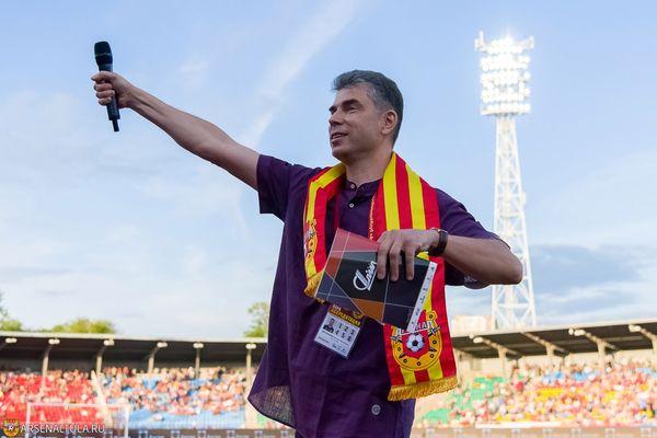 Евгений Овсянников: Первую трансляцию матча «Арсенала» организовали по инициативе клуба