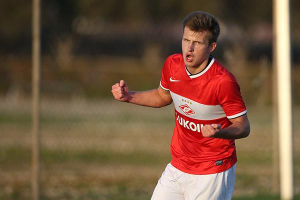 Алексинец Пантелеев помог «Спартаку» победить курский «Авангард»