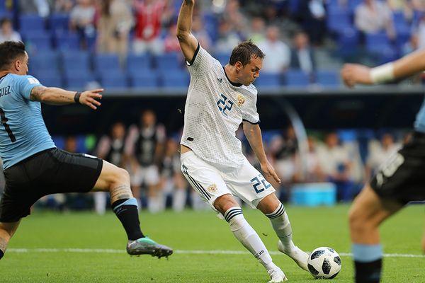 Александр Бубнов: Дзюба не обладает техникой для английской премьер-лиги
