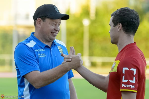 Леонид Слуцкий: Ткачёва признали лучшим в «Арсенале», несмотря на присутствие великого Дзюбы