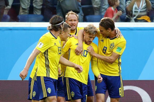 Швеция и Англия вышли в четвертьфинал ЧМ-2018