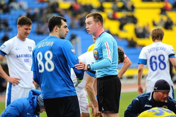 Матч «Арсенал»— «Динамо» отсудит Станислав Васильев