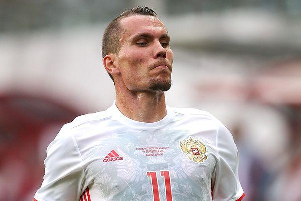 Тульский «Арсенал» может арендовать Заболотного или Джорджевича