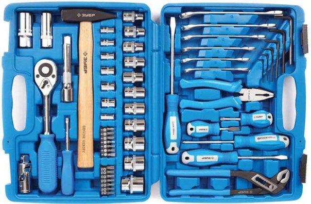 Выбираем набор инструментов