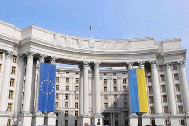 В МИД Украины прокомментировали визит Путина в Крым