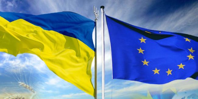 Украина приветствует готовность ЕС помочь с восстановлением Донбасса