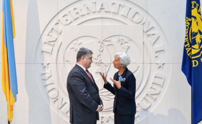 Госсекретарь США призвал Порошенко выполнять требования МВФ