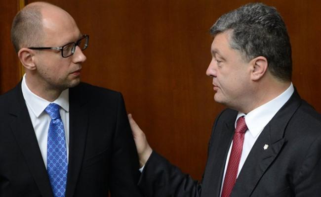 Две крупнейшие политические партии Верховной Рады не будут объединяться