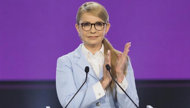 Тимошенко предлагает напрямую подчинить судебную систему людям