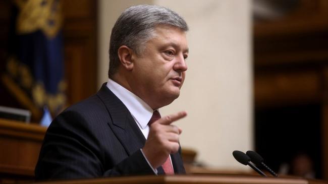 Порошенко: «Украина не потеряла бы Крым, если бы в 2014 году ВСУ находились в нынешнем состоянии»