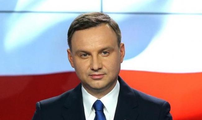 Дуда заверил Украину в поддержке со стороны Польши
