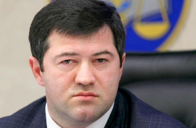 Насирова оставили под залогом в 100 млн гривен