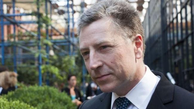 Спецпредставитель США посетит Украину в середине сентября