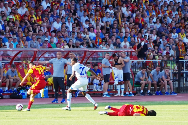 Матч тульского «Арсенала» с «Динамо» в 1-м туре премьер-лиги вошёл в пятёрку лидеров по посещаемости