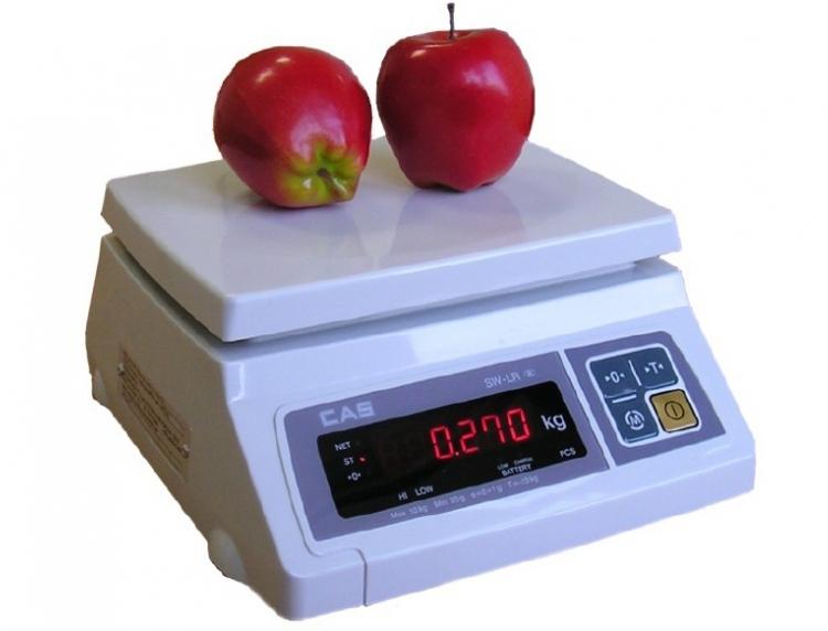 Большой выбор фасовочных весов