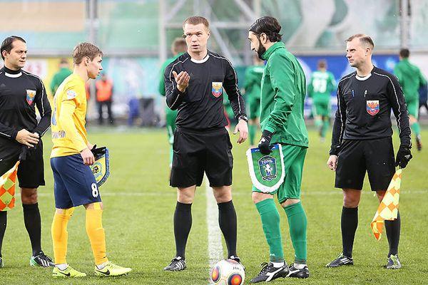 Алексей Амелин отсудит матч ФНЛ в Тюмени