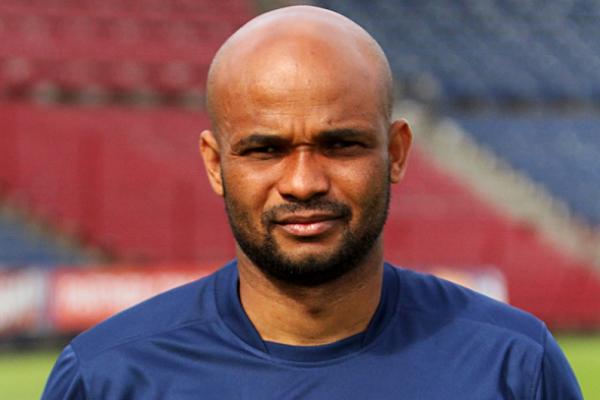 Андрадина дебютировал в качестве главного тренера