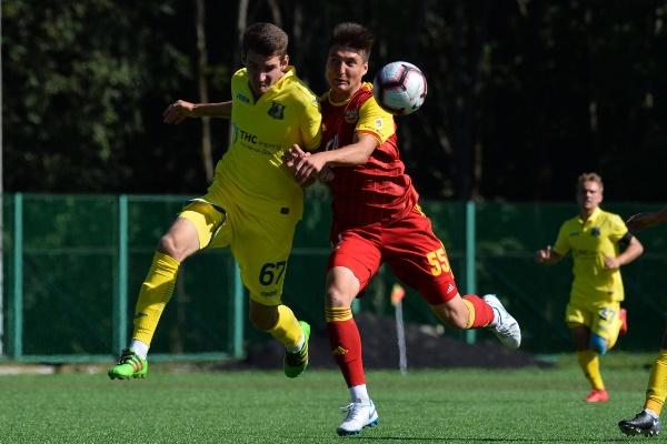 Тульский «Арсенал-м» проиграл «Ростову-м»
