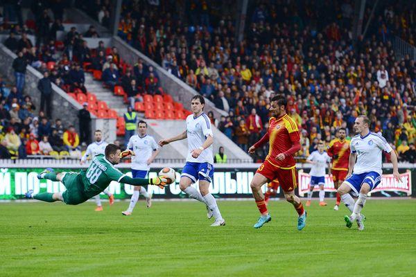 «Торпедо», «Факел» и «Сахалин»— среди возможных соперников тульского «Арсенала» в Кубке России